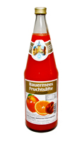 Apfel–Orange–Nektarinen-Vitamingetränk